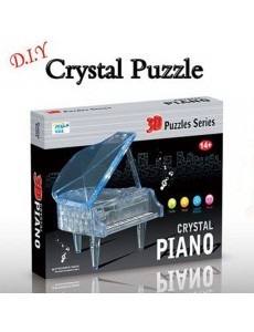 3D Crystal Puzzle