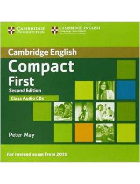Audio CD. Compact First. Exam 2015 (количество CD дисков: 2)