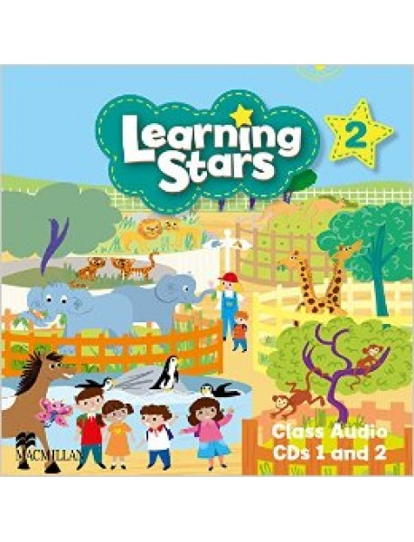 Audio CD. Learning Stars Level 2