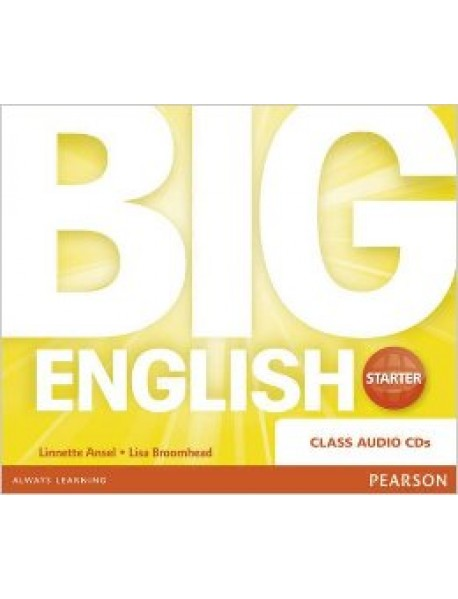 Audio CD. Big English Starter