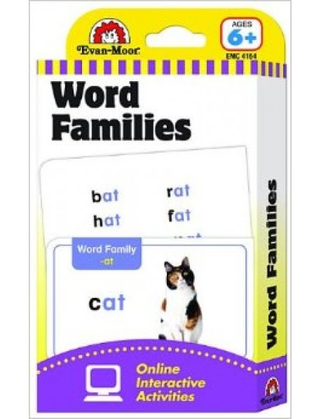 Flashcards - Word Families