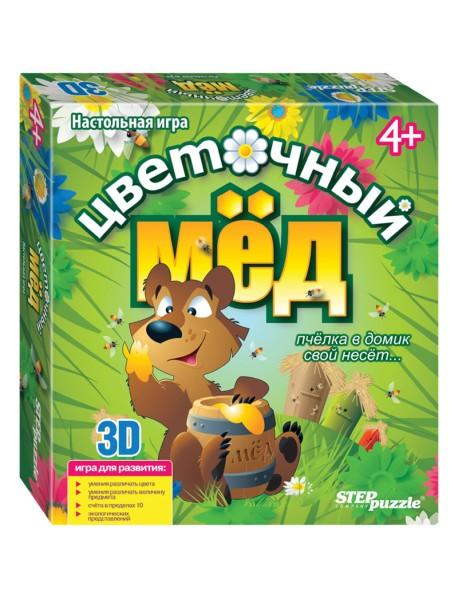 """Настольная игра 3D """"Цветочный мед"""""""