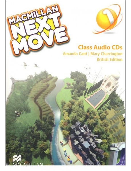 Audio CD. Next Move British English Level 1 Class Audio CD
