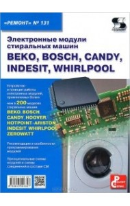Электронные модули стиральных машин ВЕКО, BOSCH, CANDY, INDESIT, WHIRLPOOL