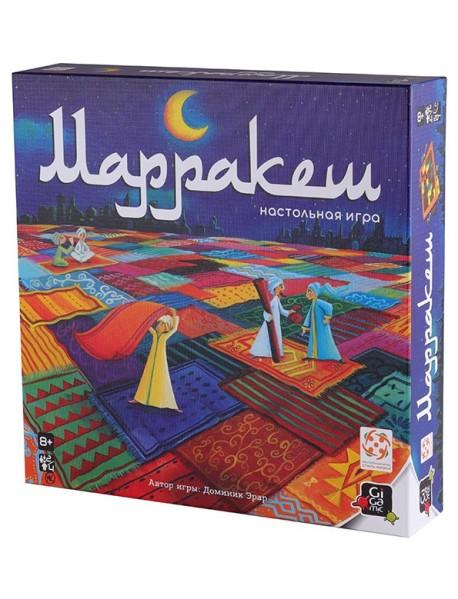 "Настольная игра ""Марракеш"" (Marrakech)"