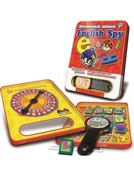 """Магнитная игра """"English Spy"""""""