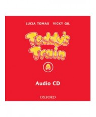 Audio CD. Teddy's Train
