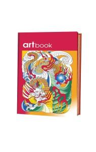 ARTbook. Записная книга-раскраска