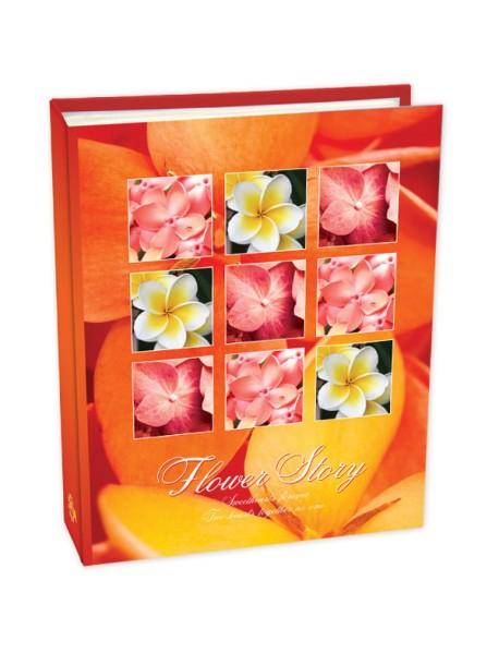 """Фотоальбом """"Flower story"""" (100 фотографий)"""
