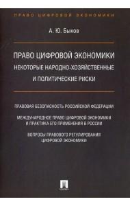 Право цифровой экономики: некоторые народно-хозяйственные и политические риски
