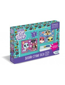 Набор дизайн студия Littlest Pet Shop