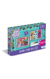 Набор дизайн студия Littlest Pet Shop