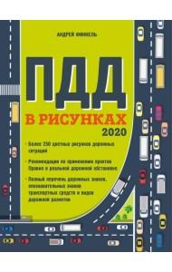 ПДД в рисунках 2020