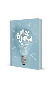 Bullet Journal. Шаблоны! Списки! Трекеры! Более 100 чистых страниц в точку! Лампочка