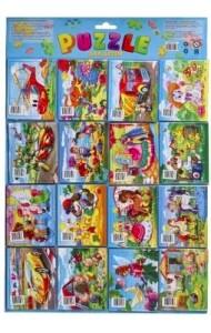 Комплект пазлов для детей №2