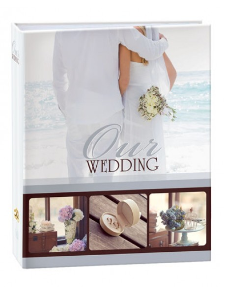 "Фотоальбом Image Art ""Наша свадьба"", на 72 фото (104 IA -72РP)"