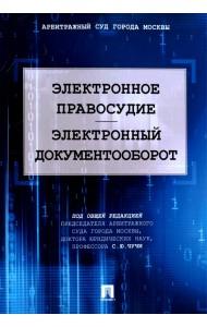Электронное правосудие. Электронный документооборот. Научно-практическое пособие