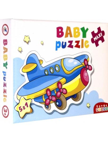 """Развивающая мозаика """"В аэропорту"""". Baby Puzzle"""